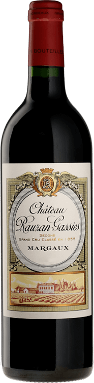 Chateau Rauzan-Gassies 2006