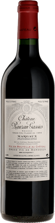 Chateau Rauzan-Gassies 2020