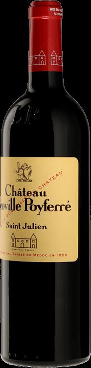 Château Léoville Poyferré 2018