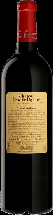 Château Léoville Poyferré 2001