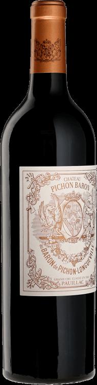 Château Pichon Baron 2007