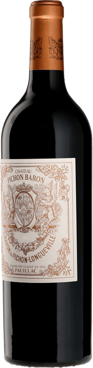 Château Pichon Baron 2006