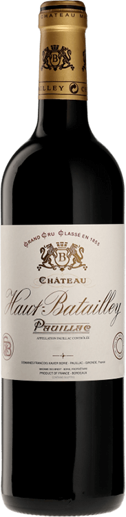 Chateau Haut-Batailley 2013