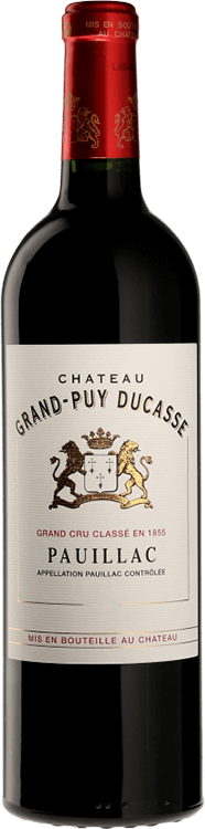 Chateau Grand-Puy Ducasse 2018