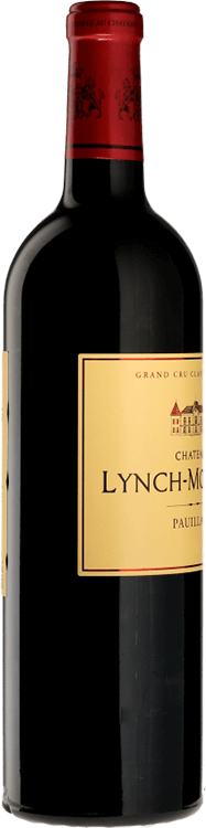 Chateau Lynch-Moussas 2015