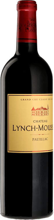 Chateau Lynch-Moussas 2008
