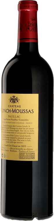 Chateau Lynch-Moussas 2000