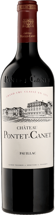 Château Pontet-Canet 2004