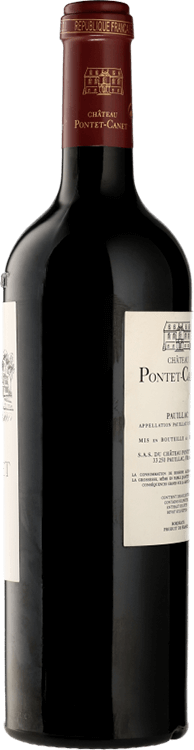 Château Pontet-Canet 2015