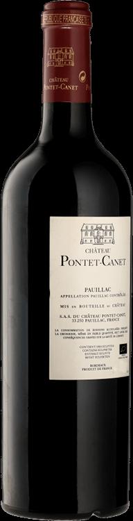 Château Pontet-Canet 2013