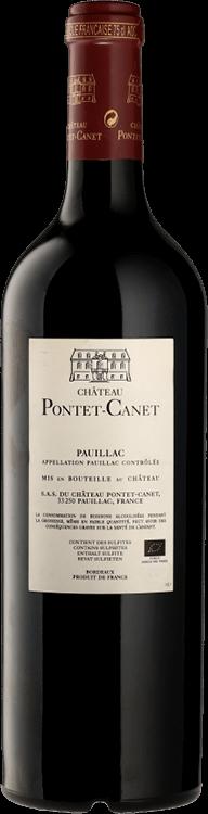Château Pontet-Canet 1998