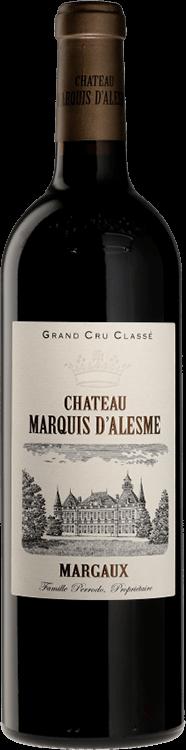 Château Marquis d'Alesme 2015