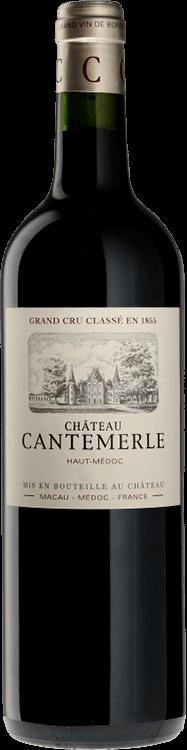 Château Cantemerle 2009