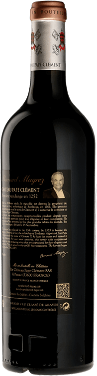 Château Pape Clément 2015