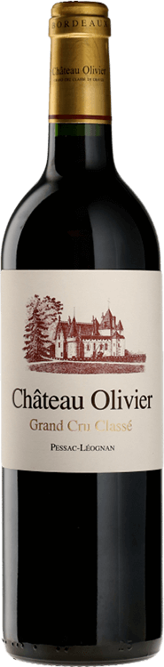 Chateau Olivier 2013
