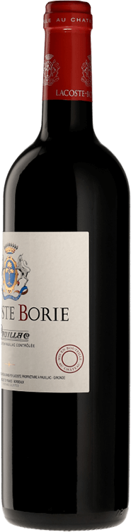 Lacoste-Borie 2006