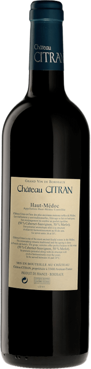 Chateau Citran 2017
