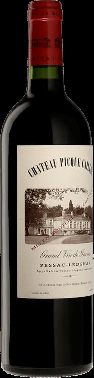 Château Picque Caillou 2014