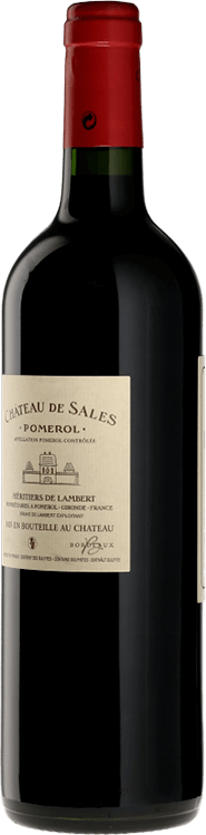 Chateau de Sales 2012