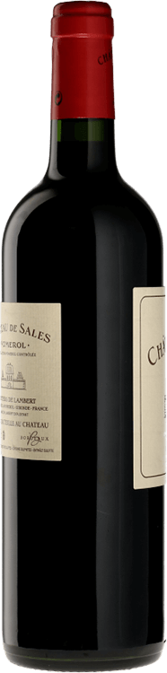 Chateau de Sales 2009