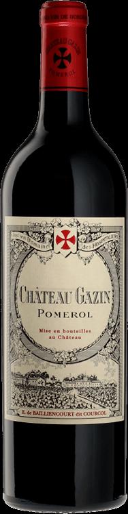 Château Gazin 2014