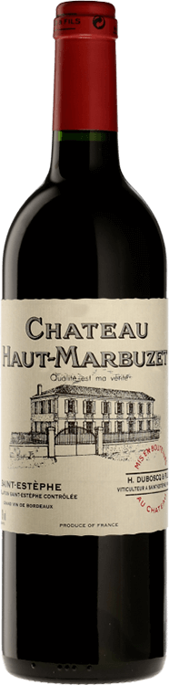 Château Haut-Marbuzet 2010