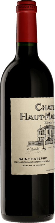Chateau Haut-Marbuzet 2003