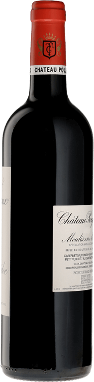 Château Poujeaux 2000