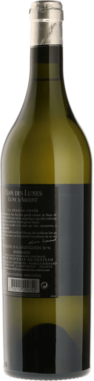 """Clos des Lunes """"Lune d'Argent"""" 2018"""