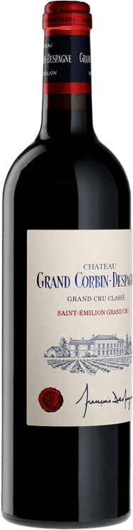Chateau Grand Corbin-Despagne 2019