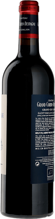 Chateau Grand Corbin-Despagne 2016