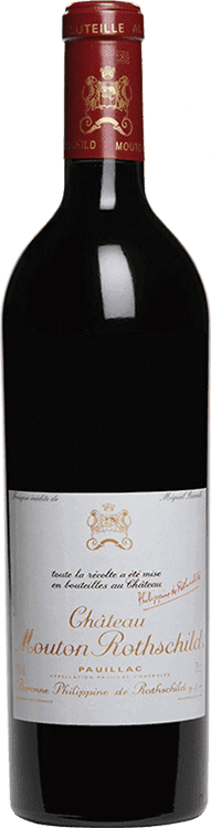 Chateau Mouton Rothschild 2014