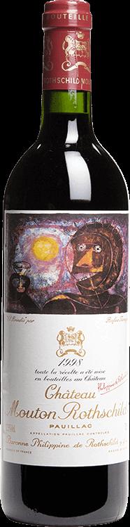 Château Mouton Rothschild 1998