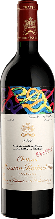 Chateau Mouton Rothschild 2011