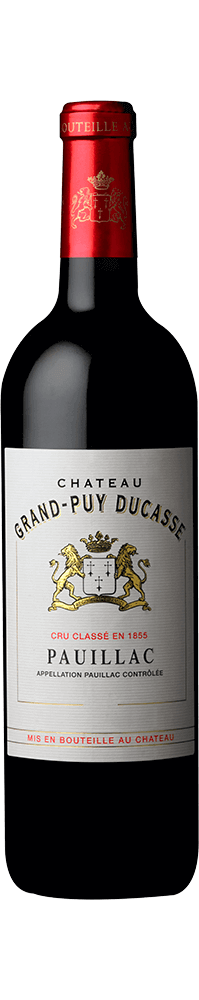 Chateau Grand-Puy Ducasse 2014