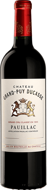 Chateau Grand-Puy Ducasse 2017