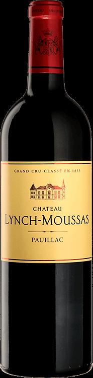 Chateau Lynch-Moussas 2007