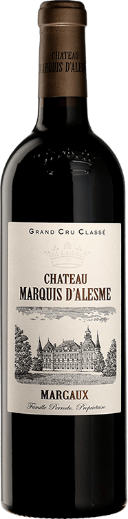 Image for Chateau Marquis d'Alesme 2015 from Millesima USA