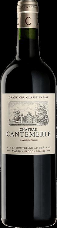 Château Cantemerle 2007