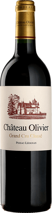 Chateau Olivier 2014
