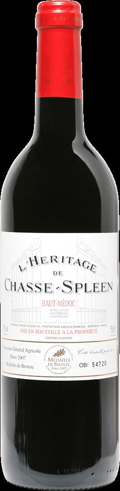 L'Héritage de Chasse-Spleen 2015