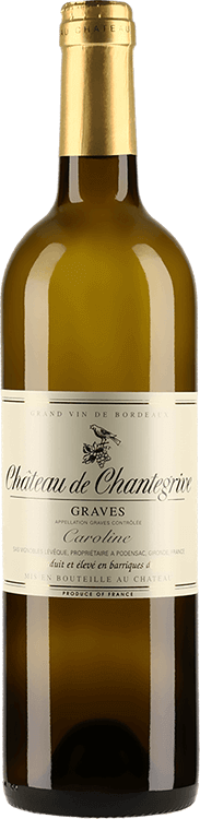 """Image pour Château de Chantegrive """"Caroline"""" 2015 à partir de Millésima France"""