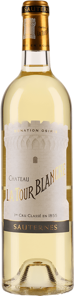 Image for Chateau La Tour Blanche 2010 from Millesima USA