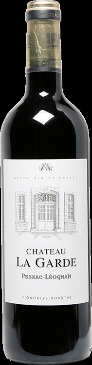 Grafik für Château La Garde 2015 in Millesima Deutschland