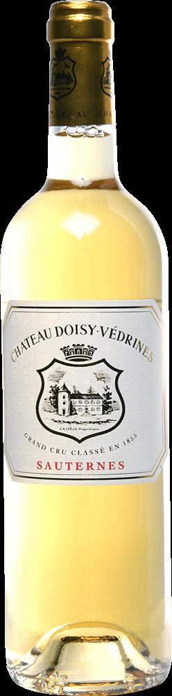Grafik für Château Doisy-Védrines 2000 in Millesima Deutschland