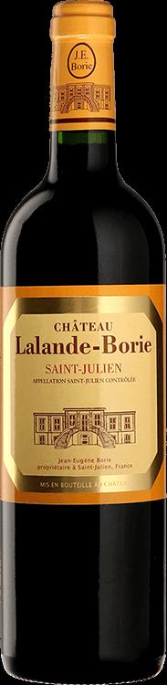 Chateau Lalande-Borie 2000