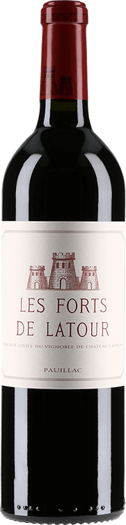 Image for Les Forts de Latour 2006 from Millesima USA