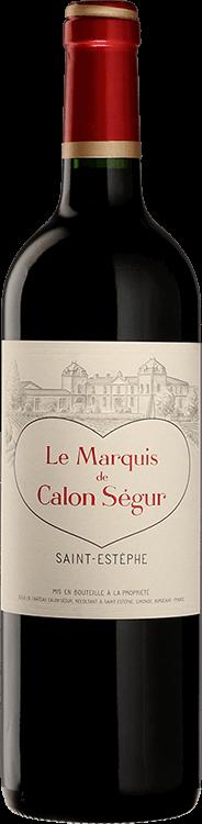 Le Marquis de Calon Ségur 2015