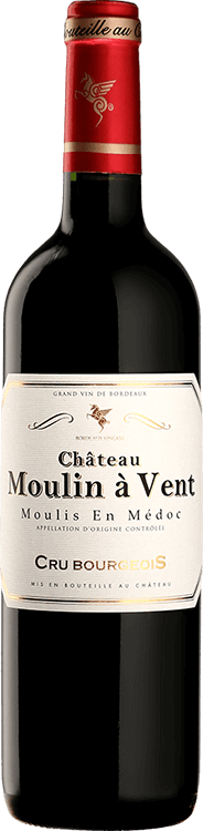 Chateau Moulin a Vent 2012
