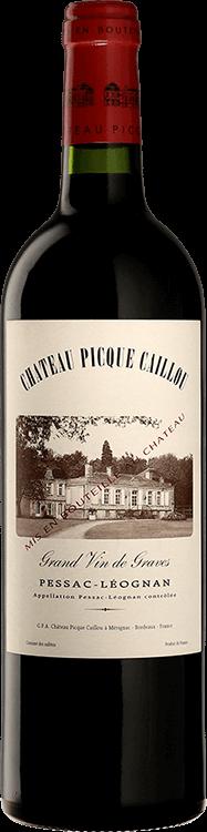 Image pour Château Picque Caillou 2011 à partir de Millésima France